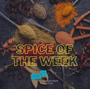 spice of the week